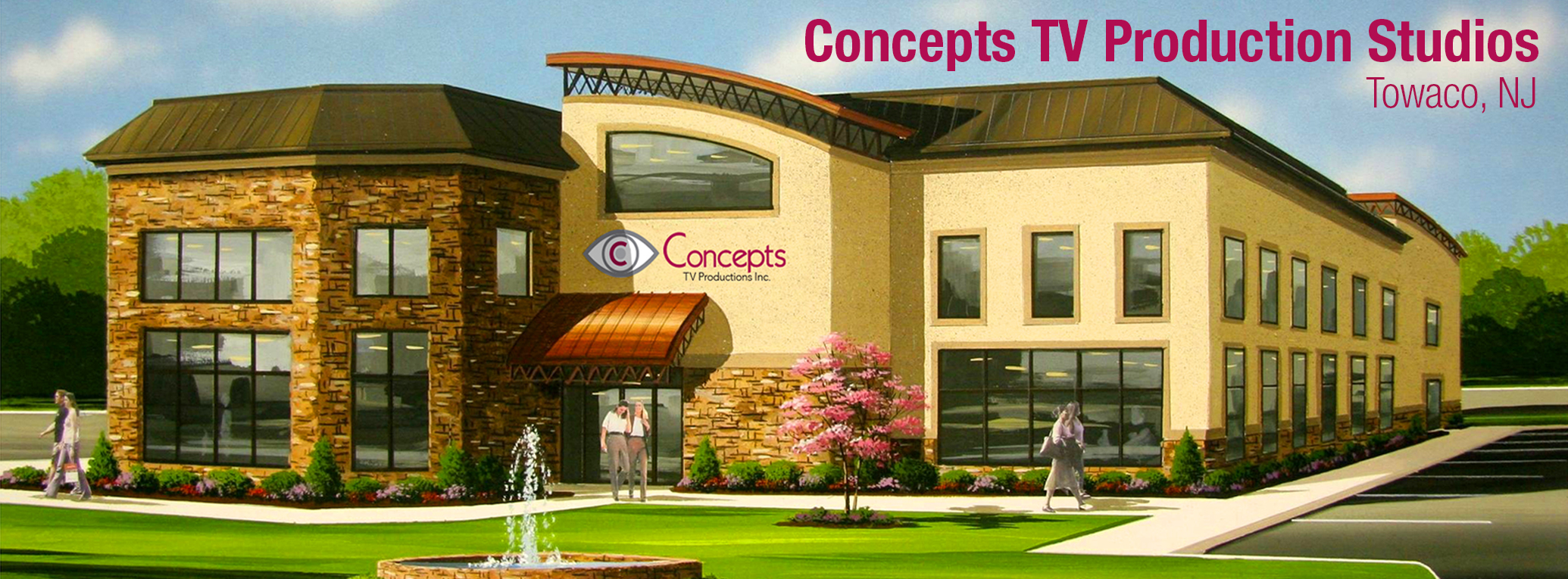 Concepts TV Productions Headquarters